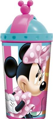 Copo 3D c/ palhinha Disney Minnie