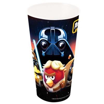 Copo Angry Birds
