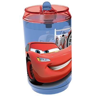 Copo c/ palhinha Disney Cars