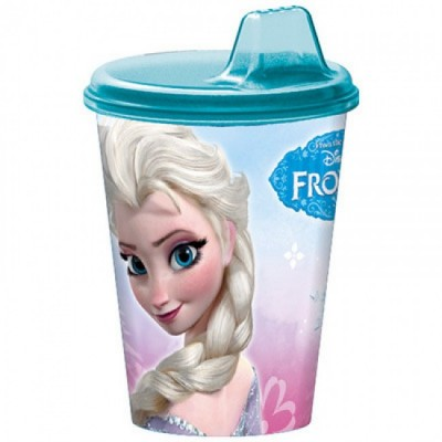 Copo c/ tampa Frozen