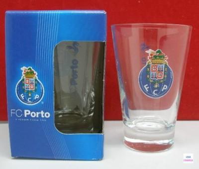 Copo de vidro do Porto