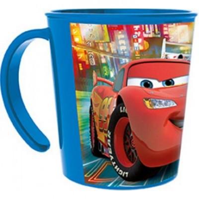Copo Microondas Disney cars