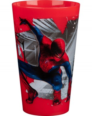 Copo plastico Marvel Ultimate Spiderman