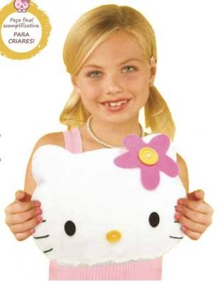 Cria a Tua Almofada Hello Kitty