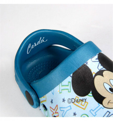 Crocs Azuis Mickey Disney
