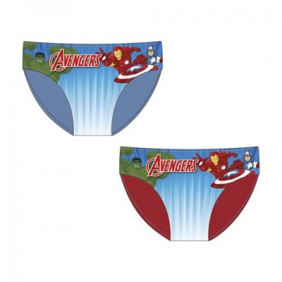 Cueca banho Marvel Avengers Red Blue