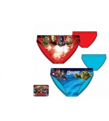 Cueca banho Marvel The Avengers