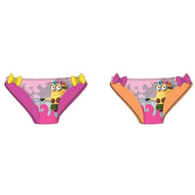 Cueca Bikini Minions Isle Style 10 Und