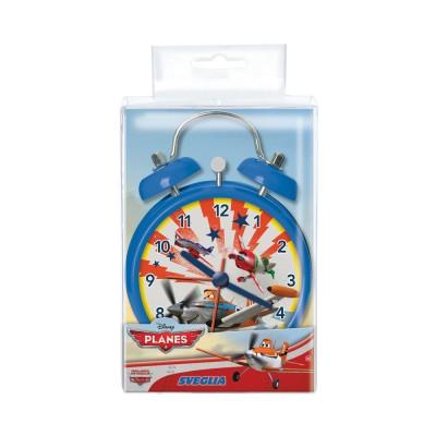 Despertador Metal 16x9 cm Planes