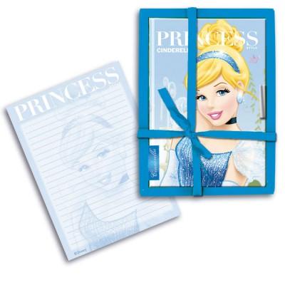 Diario Cinderela Princesas Disney