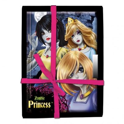 Diario Princesas Disney Zombie Moon