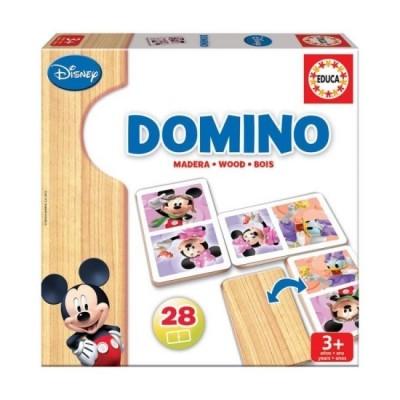 Dominó Madeira Mickey e Minnie