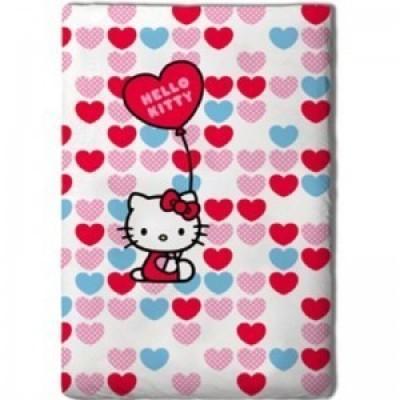Edredom Hello Kitty - Solteiro