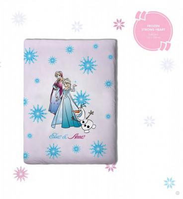 Edredon inverno Frozen Disney 160x220cm