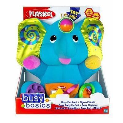 Elefante de Actividades Hasbro