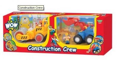 Equipa construção WOW