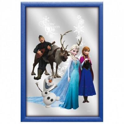 Espelho sortido Disney Frozen com moldura
