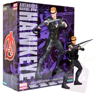 Estatua Hawkeye Marvel Avengers Now! ArtFX+