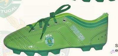 Estojo Chuteira Verde Sporting SCP