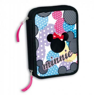 Estojo duplo plumier Minnie Disney Fashion