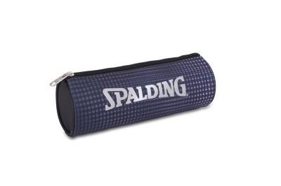 Estojo escolar cilíndrico Spalding