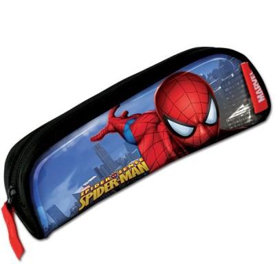 Estojo escolar homem aranha Marvel