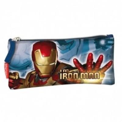 Estojo escolar Marvel Iron Man