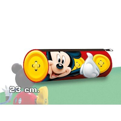 Estojo escolar Mickey Button
