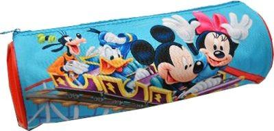 Estojo escolar Mickey e Amigos