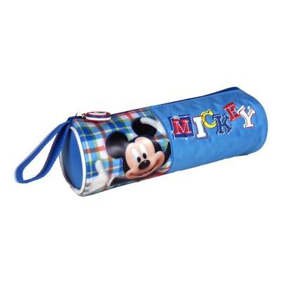Estojo Escolar Mickey Mouse Blue