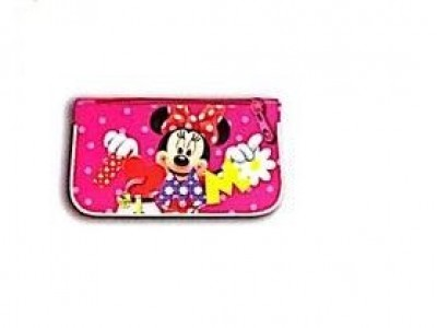 Estojo escolar plano Disney Minnie Colors