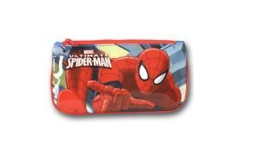 Estojo Escolar plano Spiderman Ultimate