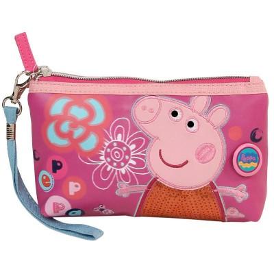 Estojo Escolar Porquinha Peppa Loop