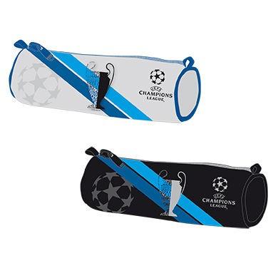 Estojo Escolar redondo UEFA Liga Campeões