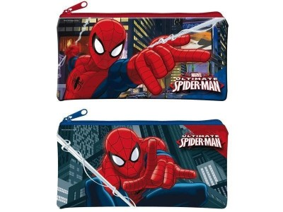 Estojo escolar simples Marvel Spiderman Ultimate