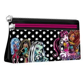 Estojo escolar simples Monster High Fabulous