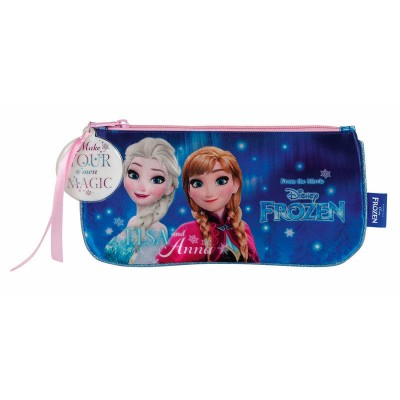 Estojo plano Frozen Disney -  Northern Lights