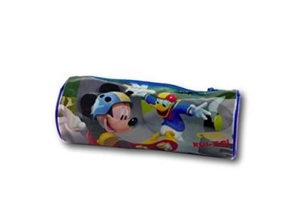 Estojo redondo Mickey & Donald Skate