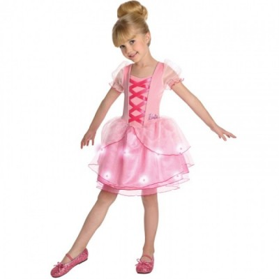 Fato bailarina Barbie