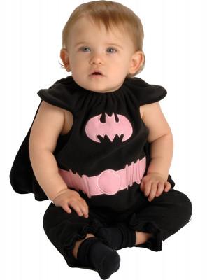 Fato Batgirl bebé