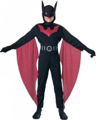 Fato Batman Beyond c/ Músculo