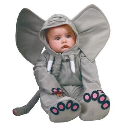 Fato Bébé Elefante
