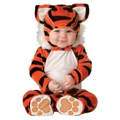 Fato Bebé Tigre