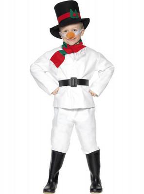 Fato Boneco de Neve