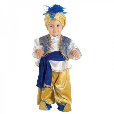 Fato Carnaval  bebé Aladino