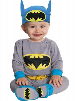 Fato carnaval do Batman para bebé