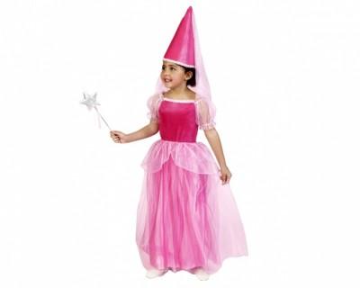 Fato Carnaval Fada Princesa