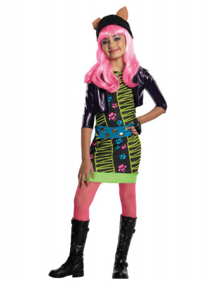 Fato carnaval monster high Howleen