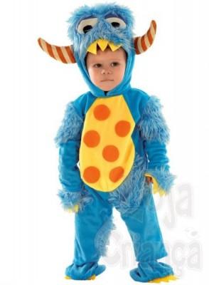 Fato Carnaval  Monstrinho Baby