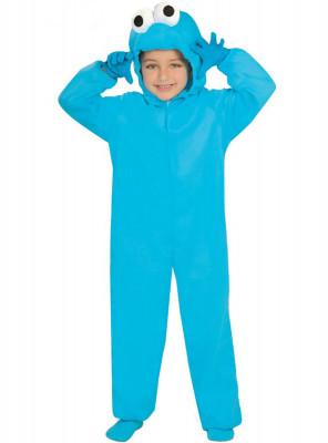 Fato Carnaval Monstro Azul